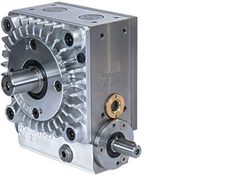 Single stage planetary speed modulation gearbox PE2