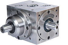 Bevel gearbox standard version