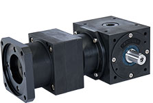 Planetary bevel gearbox standard version