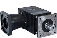 Bevel planetary gearbox standard version