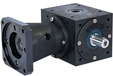 Servo bevel gearbox standard versions