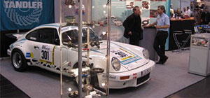 TANDLER Racing at Techno Classica