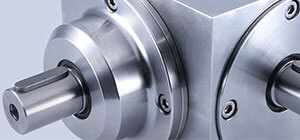 Stainless steel gearboxes for the food industry